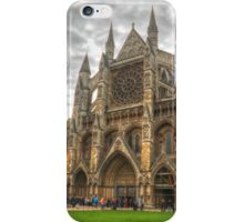 Westminster Abbey iPhone Case/Skin