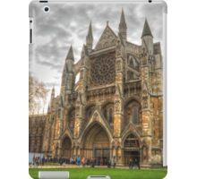 Westminster Abbey iPad Case/Skin