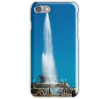 The Clarence Buckingham memorial fountain, Grant Park, Chicago, Illinois, USA. iPhone Case/Skin