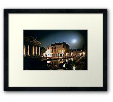Venice By Moonlight #15 Framed Print