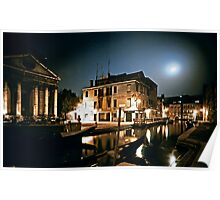 Venice By Moonlight #15 Poster