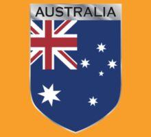 AUSTRALIA EMBLEM by Joe Bruno