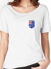 AUSTRALIA EMBLEM Women's Relaxed Fit T-Shirt