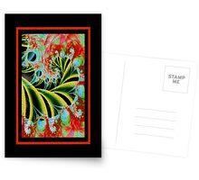 Cosmic Caterpillar Postcards