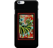 Cosmic Caterpillar iPhone Case/Skin