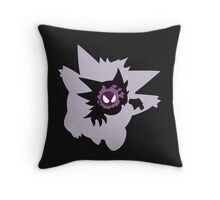 Gastly - Haunter - Gengar | Plain Throw Pillow