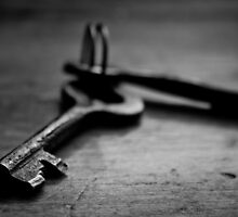 Old Rough Keys by AineKendall