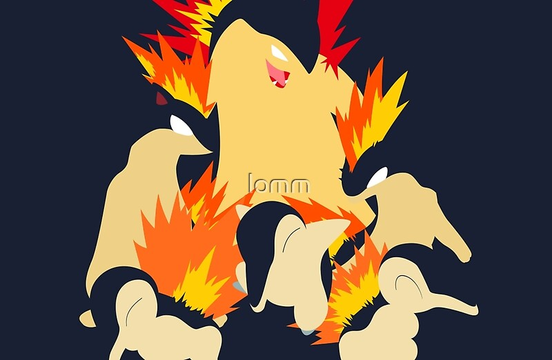 cyndaquil typhlosion quilava - photo #12