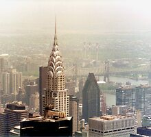 Chrysler Building by Tom Gomez