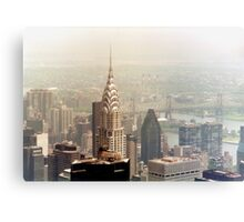 Chrysler Building Canvas Print