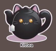 Cute Tea Pot Cat: Kittea by kimchikawaii