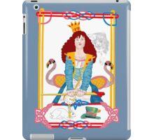 Red Queen's Gambit iPad Case/Skin