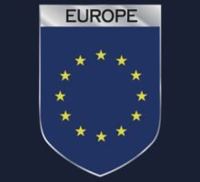 EUROPE EMBLEM by Joe Bruno