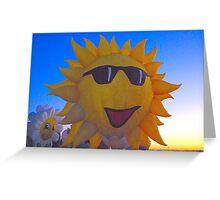 Sunshine? Greeting Card