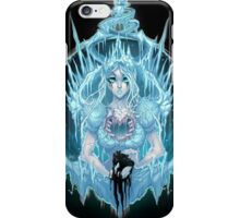 The Ice Queen (full) iPhone Case/Skin