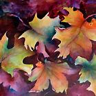 Autumn Joy by Cathy Gilday