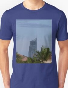 Q1 Building in the Afternoon Sun Unisex T-Shirt