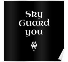 Sky Guard You Poster