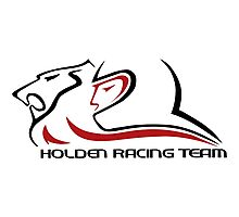 HOLDEN RACING TEAM Photographic Print
