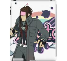 Dramatical Murder: Mink and Scratch iPad Case/Skin
