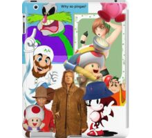 2014: A Year in Review iPad Case/Skin