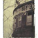 Ship of the Alleghenies - Aft by Steven Godfrey