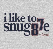 I like to snuggle. by WickedCool