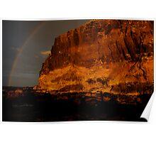 Cape Schanck Cliffs Poster