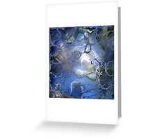 Martian Winter 8 Greeting Card