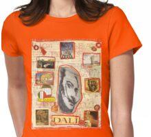 Dali's World Womens Fitted T-Shirt