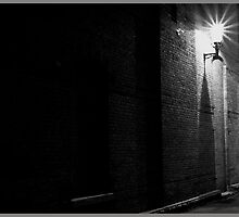 ~ Meet You Out Back in The Alley ~ by Tim Denny