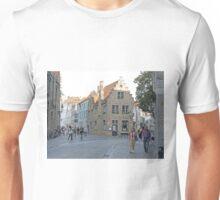 Gruuthuse Hof, Bruges, Belgium Unisex T-Shirt