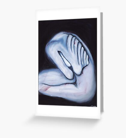 Gothic Collection: Wanting Greeting Card