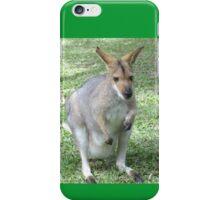 Cute Wallaby iPhone Case/Skin