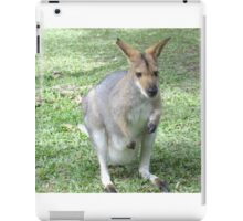 Cute Wallaby iPad Case/Skin
