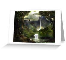 Mystic Falls Greeting Card