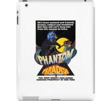 Phantom Of The Paradise 1974 Poster Artwork  iPad Case/Skin