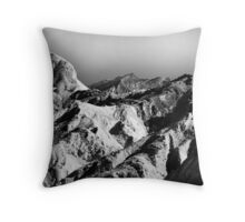 Death Valley Amargosa Throw Pillow