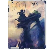 The boy who loved heights iPad Case/Skin