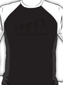 Baseball Evolution T-Shirt