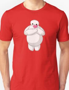 Baymax - Heart T-Shirt
