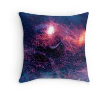 Gaia, in her universe Throw Pillow