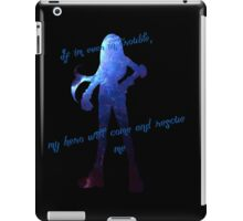 The Promise iPad Case/Skin