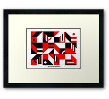 Composition n.1 Framed Print