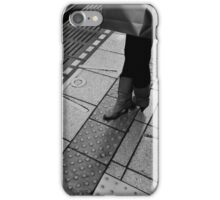 Stand by, Tokyo, Japan iPhone Case/Skin