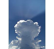 Thunder Head Photographic Print