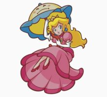 Princess Peach! - Floating by star-sighs