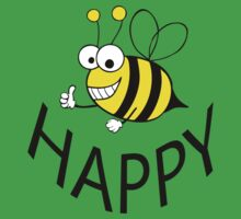 BEE HAPPY by Joe Bruno