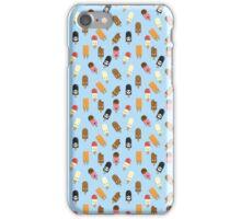 Mega Ice Cream Pattern iPhone Case/Skin