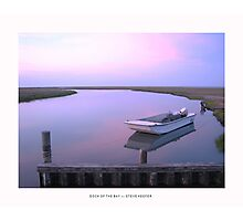 Dock of the Bay Photographic Print
